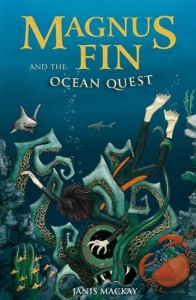 Baixar Magnus fin and the ocean quest pdf, epub, ebook