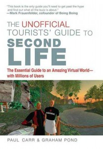 Baixar Unofficial tourists' guide to second life, the pdf, epub, eBook