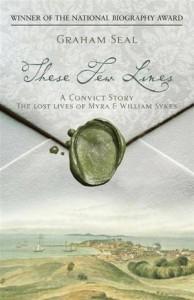 Baixar These few lines – a convict romance: the lost pdf, epub, ebook