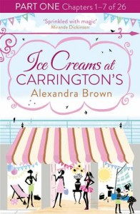 Baixar Ice creams at carringtons: part one, chapters pdf, epub, ebook