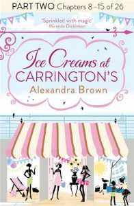 Baixar Ice creams at carringtons: part two, chapters pdf, epub, ebook