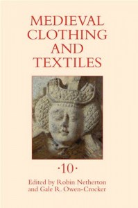 Baixar Medieval clothing and textiles 10 pdf, epub, eBook