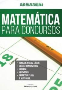 Baixar Matemática Para Concursos pdf, epub, eBook