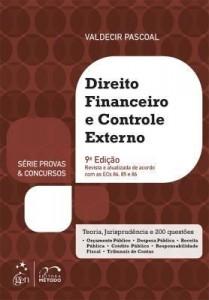 Baixar Série Provas & Concursos – Direito Financeiro e Controle Externo pdf, epub, ebook