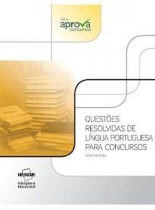 Baixar Questões Resolvidas de Língua Portuguesa Para Concursos – Série Aprova Concursos pdf, epub, eBook