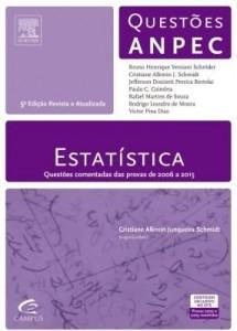 Baixar Estatística – questões anpec, 5ª edição pdf, epub, eBook