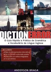Baixar DICTIONERROR – O guia rápido e prático de gramática e vocabulário da língua inglesa pdf, epub, eBook