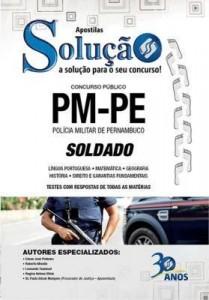 Baixar Apostila Digital Soldado da Polícia Militar de Pernambuco – PM-PE pdf, epub, eBook
