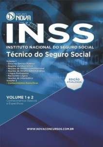 Baixar Apostila INSS 2016 – Técnico do Seguro Social pdf, epub, eBook