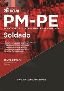 Baixar Apostila PM – PE 2016 – Soldado da Polícia Militar pdf, epub, eBook