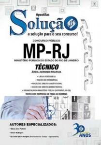 Baixar Apostila Digital MP/RJ – Técnico do MP – Área Administrativa pdf, epub, eBook