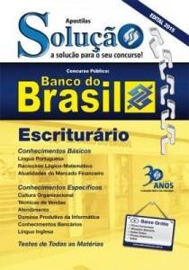 Baixar Apostila Digital Banco do Brasil – Escriturário – Preparatória pdf, epub, eBook