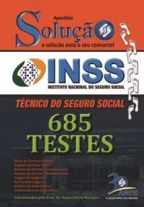 Baixar Apostila Digital INSS – Técnico do Seguro Social – 685 Testes pdf, epub, eBook