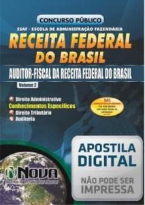 Baixar Apostila Concurso Receita Federal – Auditor pdf, epub, eBook