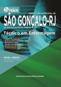 Baixar Apostila Prefeitura de São Gonçalo – RJ 2016 – Técnico em Enfermagem pdf, epub, eBook