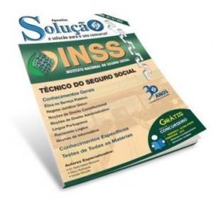 Baixar Apostila Digital INSS – Técnico do Seguro Social pdf, epub, eBook