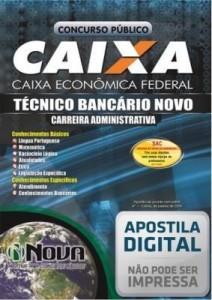 Baixar Apostila Concurso Caixa Econômica Federal – Técnico Bancário pdf, epub, eBook