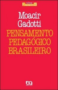 Baixar Pensamento pedagógico brasileiro pdf, epub, eBook