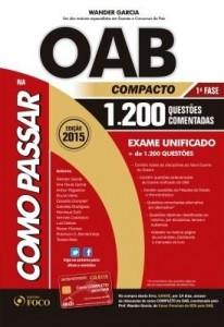 Baixar Como Passar – OAB Compacto – 2015 pdf, epub, eBook