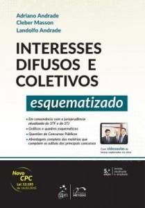 Baixar Interesses Difusos e Coletivos Esquematizado pdf, epub, ebook
