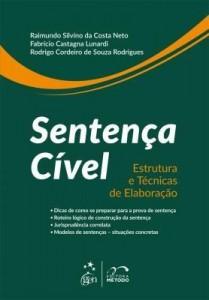 Baixar Sentença Cível – Estrutura e Técnicas de Elaboração pdf, epub, ebook