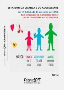 Baixar ESTATUTO DA CRIANÇA E DO ADOLESCENTE –  Lei nº 8.069, de 13 de Julho de 1990. pdf, epub, eBook