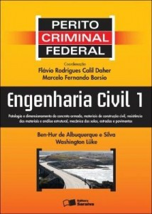Baixar Engenharia Civil 1 – Col. Perito Criminal Federal pdf, epub, eBook