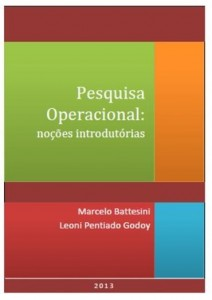 Baixar Pesquisa Operacional: noções introdutórias pdf, epub, eBook