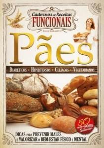Baixar Cadernos de Receitas Funcionais – Pães pdf, epub, eBook