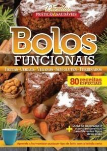 Baixar Receitas Práticas e Saudáveis – Bolos Funcionais pdf, epub, ebook