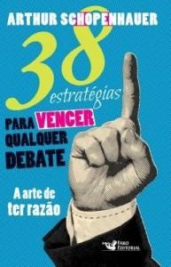 Baixar 38 estratégias para vencer qualquer debate pdf, epub, eBook