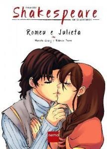Baixar Romeu e Julieta – Col. Shakespeare Em Quadrinhos pdf, epub, eBook