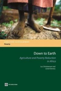 Baixar Down to Earth: Agriculture and Poverty Reduction in Africa pdf, epub, eBook