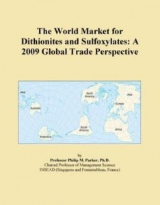 Baixar The World Market for Dithionites and Sulfoxylates: A 2009 Global Trade Perspective pdf, epub, eBook