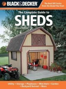 Baixar Black & Decker The Complete Guide to Sheds, 2nd Edition pdf, epub, eBook