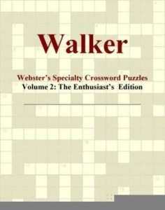 Baixar Walker – Webster's Specialty Crossword Puzzles, Volume 2: The Enthusiast's  Edition pdf, epub, eBook