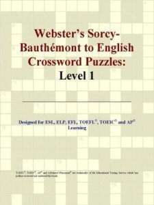 Baixar Webster's Sorcy-Bauthémont to English Crossword Puzzles: Level 1 pdf, epub, eBook