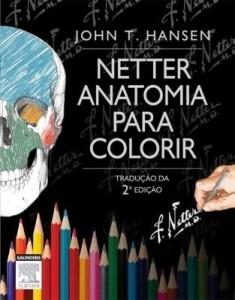 Baixar Netter anatomia para colorir 2ª edição pdf, epub, eBook