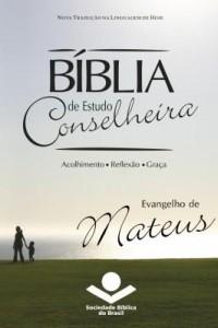 Baixar Bíblia de Estudo Conselheira – Evangelho de Mateus pdf, epub, ebook