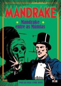 Baixar Mandrake – Mandrake Entre as Múmias pdf, epub, ebook
