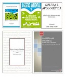 Baixar Combo Promocional do Autor Lucas Seixas Souza pdf, epub, eBook
