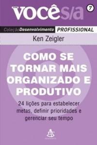 Baixar Como se tornar mais organizado e produtivo pdf, epub, eBook