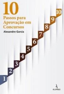 Baixar 10 Passos para Aprovação em Concursos pdf, epub, eBook
