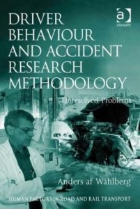 Baixar Driver Behaviour and Accident Research Methodology: Unresolved Problems pdf, epub, eBook