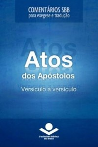 Baixar Comentários SBB – Atos versículo a versículo pdf, epub, ebook