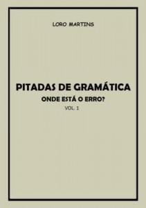 Baixar Pitadas De GramÁtica   Vol. 1 pdf, epub, eBook