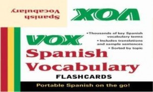 Baixar VOX Spanish Vocabulary Flashcards pdf, epub, eBook