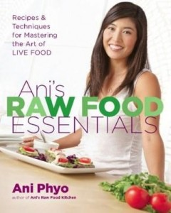 Baixar Ani's Raw Food Essentials: Recipes and Techniques for Mastering the Art of Live Food pdf, epub, ebook