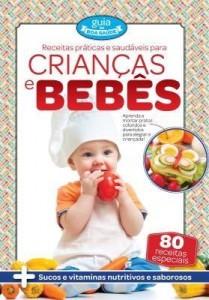 Baixar Receitas Práticas e Saudáveis para Crianças e Bebês pdf, epub, ebook
