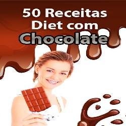 Baixar 50 Receitas Diet Com Chocolate pdf, epub, eBook